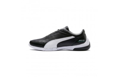 Black Friday 2020 Puma Mercedes AMG Petronas Kart Cat III Sneakers Black- White Outlet Sale