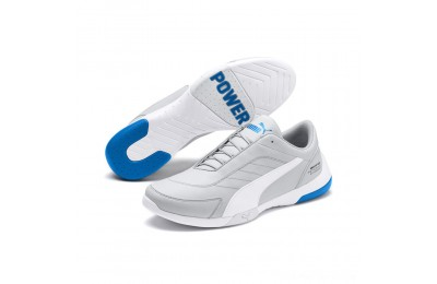 Puma Mercedes AMG Petronas Kart Cat III Sneakers Team Silver-White-Indigo Outlet Sale