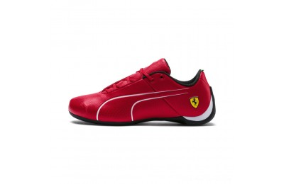 Puma Scuderia Ferrari Future Cat Ultra Sneakers JRRosso Corsa- White Outlet Sale