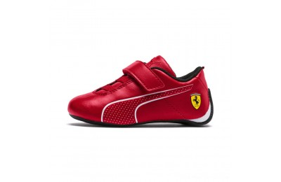 Puma Scuderia Ferrari Future Cat Ultra Sneakers INFRosso Corsa- White Outlet Sale