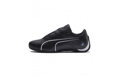Puma BMW M Motorsport Future Cat Ultra JR Sneakers Anthracite- White Outlet Sale