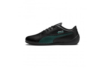 Black Friday 2020 Puma Mercedes AMG Petronas Drift Cat 7S Ultra Black-Spectra Green Outlet Sale