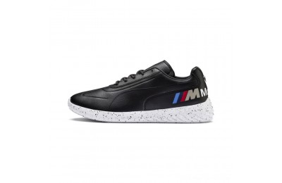 Black Friday 2020 Puma BMW MMS Speedcat Evo SynthBlack-Black-White Outlet Sale