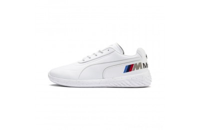 Puma BMW MMS Speedcat Evo Synth White- White Outlet Sale