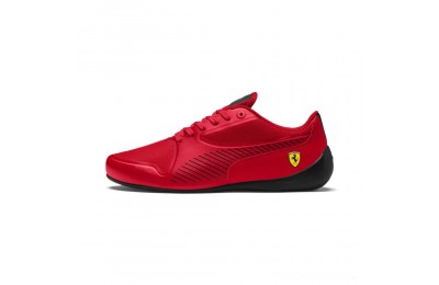 Puma Scuderia Ferrari Drift Cat 7 Ultra Shoes Rosso Corsa- Black Outlet Sale