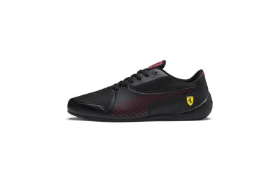 Puma Scuderia Ferrari Drift Cat 7 Ultra Shoes Black-Rosso Corsa Outlet Sale
