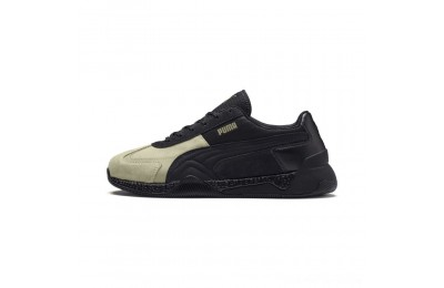 Puma Scuderia Ferrari Speed Hybrid LSMoonless Night-Elm Outlet Sale