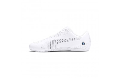 Black Friday 2020 Puma BMW MMS Drift Cat 5 Ultra II Men's Sneakers White- Black Outlet Sale