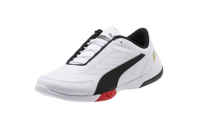 Black Friday 2020 Puma Scuderia Ferrari Kart Cat III JR White- Black Outlet Sale