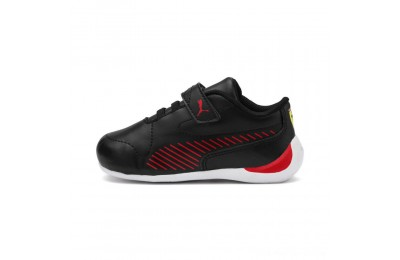 Black Friday 2020 Puma Scuderia Ferrari Drift Cat 7S Ultra INF Black-Rosso Corsa Outlet Sale