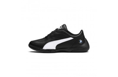Puma BMW MMS Kart Cat III JR Black- White Outlet Sale