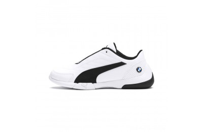Puma BMW MMS Kart Cat III JR White- Black Outlet Sale