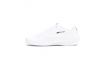 Puma BMW MMS Drift Cat 7S UltraJR White- White Outlet Sale