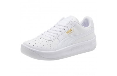 Puma GV Special Sneakers JR White- Team Gold Outlet Sale