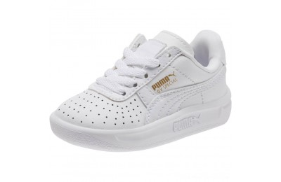 Black Friday 2020 Puma GV Special Sneakers INF White- Team Gold Outlet Sale