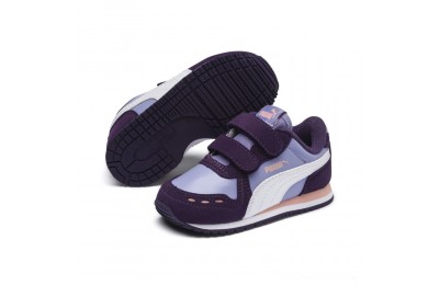 Black Friday 2020 Puma Cabana Racer SL Sneakers INFSweet Lavender-Indigo-P.Wht Outlet Sale