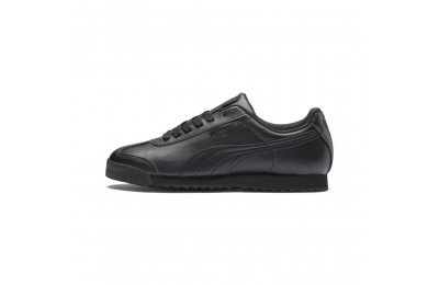 Puma Roma Basic Sneakers black-black Outlet Sale