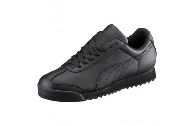 Puma Roma Basic Sneakers JRblack-black Outlet Sale
