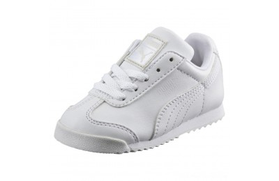 Puma Roma Basic Sneakers INFwhite-light gray Outlet Sale
