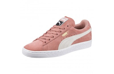 Black Friday 2020 Puma Suede Classic Women's Sneakers Cameo Brown- White Outlet Sale