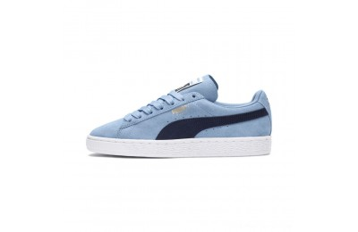 Black Friday 2020 Puma Suede Classic Women's Sneakers CERULEAN-Peacoat Outlet Sale