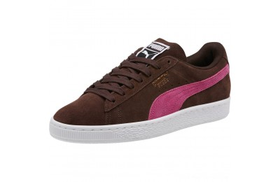 Black Friday 2020 Puma Suede Classic Women's Sneakers Mol-Magenta Haze Outlet Sale