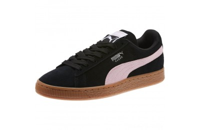 Black Friday 2020 Puma Suede Classic Women's Sneakers Black-Pale Pink Outlet Sale