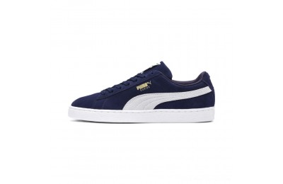 Puma Suede Classic+ Sneakers peacoat-white Outlet Sale