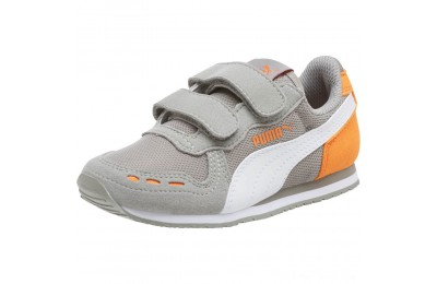 Black Friday 2020 Puma Cabana Racer Mesh AC Sneakers PSRock Ridge-White-Vibrant Outlet Sale