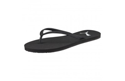Puma First Flip Women's Sandals black-white Outlet Sale