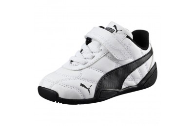 Puma Tune Cat 3 AC Shoes INF White- Black Outlet Sale
