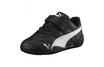 Puma Tune Cat 3 AC Shoes INF Black- White Outlet Sale