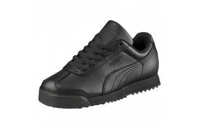 Puma Roma Basic Sneakers PS Black- Black Outlet Sale