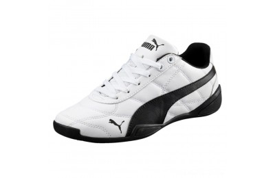 Puma Tune Cat 3 Shoes PS White- Black Outlet Sale