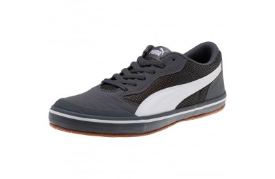 Black Friday 2020 Puma Astro Sala Men's Sneakers Iron Gate- White Outlet Sale