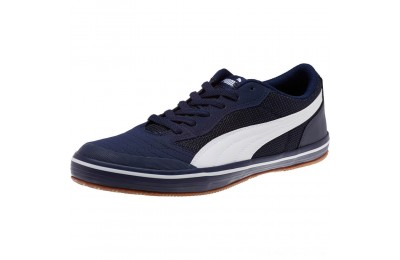 Puma Astro Sala Men's Sneakers Peacoat- White Outlet Sale