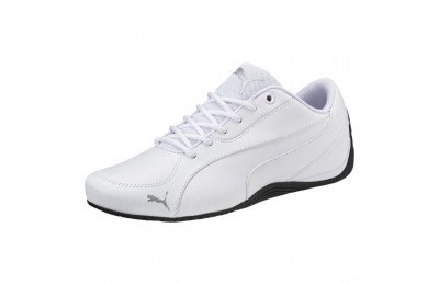 Black Friday 2020 Puma Drift Cat 5 Core Men's Sneakers White Outlet Sale