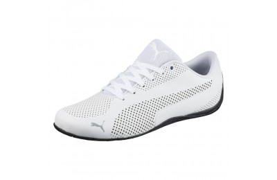 Black Friday 2020 Puma Drift Cat Ultra Reflective Men's Shoes White- Black Outlet Sale