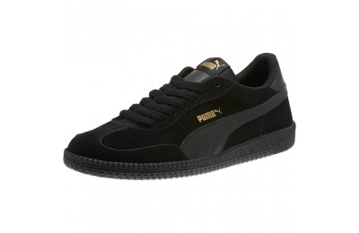Puma Astro Cup Suede Sneakers Black- Black Outlet Sale