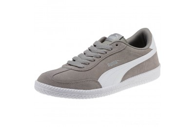 Puma Astro Cup Suede Sneakers Elephant Skin- White Outlet Sale