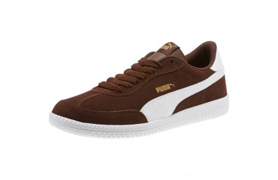 Puma Astro Cup Suede Sneakers Chestnut- White Outlet Sale