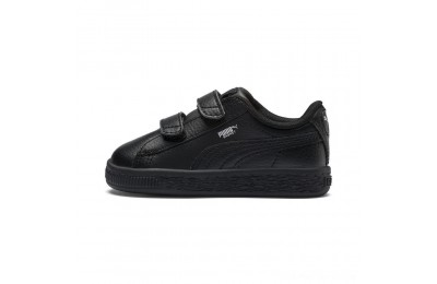 Puma Basket Classic Baby Sneakers Black- Black Outlet Sale