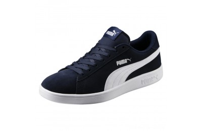 Puma PUMA Smash v2 Sneakers Peacoat- White Outlet Sale