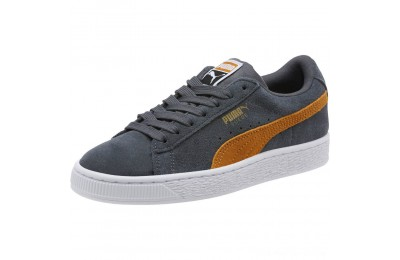 Puma Suede Classic JR Sneakers Iron Gate-Buckthorn Outlet Sale