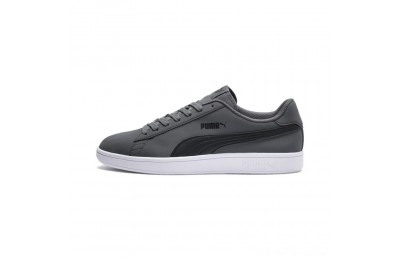Puma PUMA Smash V2 Buck Sneakers Iron Gate- Black Outlet Sale