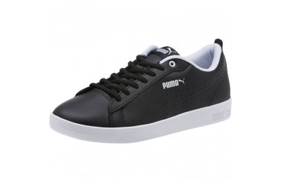 Puma Smash V2 L Perf Women's Sneakers Black- Black Outlet Sale
