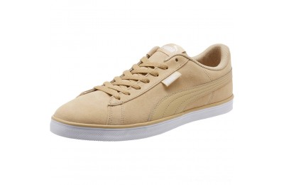 Puma Urban Plus Suede Sneakers Taos Taupe-Taos Taupe Outlet Sale