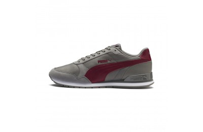 Puma ST Runner v2 NL Sneakers Charcoal Gray-Cordovan Outlet Sale
