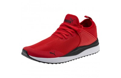 Black Friday 2020 Puma Pacer Next Cage Sneakers High Risk Red- Black Outlet Sale