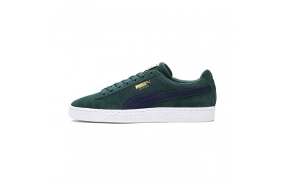 Puma Suede Classic Sneakers Ponderosa Pine-Peacoat Outlet Sale